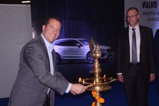 Volvo Car India opens National Parts Warehouse in a bid to reinforce World-Class Customer Service