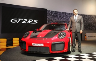 Porsche 911 GT2 RS arrives in India