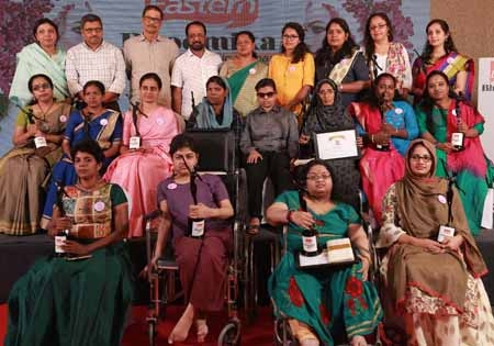 Eastern honours eminent women