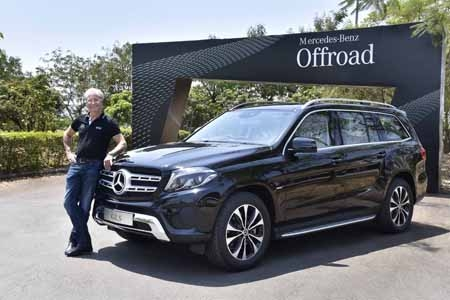 Mercedes-Benz launches the Grand Edition of the GLS