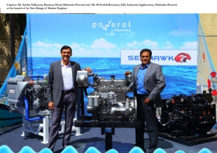 Mahindra Powerol aunches new Seahawk Range of Marine Engines