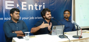 Kerala based Startup Entri App to expand at national level