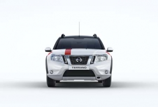 The new Nissan Terrano SPORT special edition