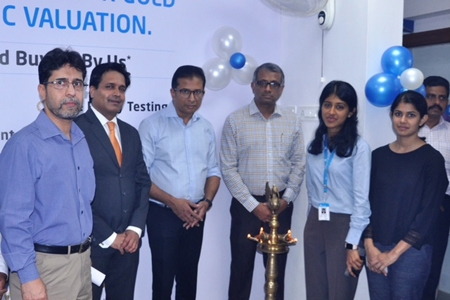 Muthoot Exim expands foothold in Gold Recycling business, launches Kerala's first ever Muthoot  Gold Point Centre in Kochi