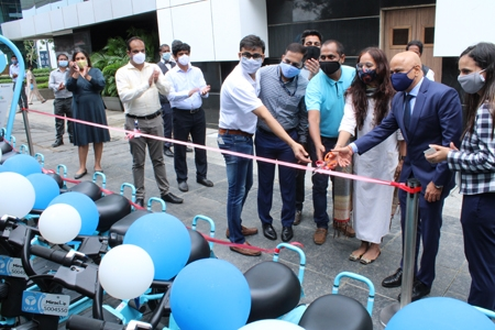 Brookfield Properties collaborates with Yulu; adds 30 bikes at Equinox, Mumbai
