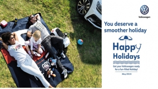 Volkswagen India ushers in the season of getaways with a special Holiday campaign