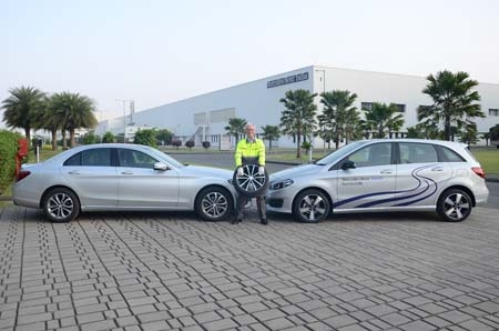 Mercedes-Benz redefines on road assistance programs in India