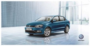 Volkswagen introduces the fuel efficient Ameo 1.0L MPI in Kochi