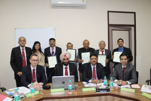 MoU signed between BSDU, Arya Group of Colleges and Genus Power for providing skills training to the students