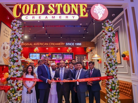 Tablez opens 2  new outlets of Cold Stone Creamery in Chennai