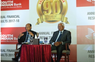 South Indian Bank's Q4 profit surges to Rs. 114.10 Crore Recommends Dividend at 40%