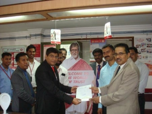 Muthoot Finance tie up with Global IME Bank for money transfer service to Nepal