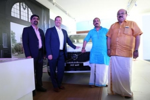 Volvo Cars widens network presence by opening dealership in Kozhikode; second in Kerala