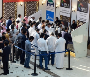 Over 5000 professionals  attend co-located  Saudi Expos